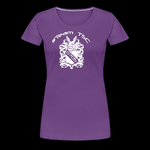 TeamTSC 05 Shield - Women's Premium T-Shirt