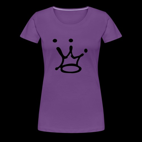 king graffiti 2 - Women's Premium T-Shirt