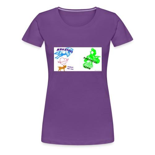 The sqaud merch - Women's Premium T-Shirt