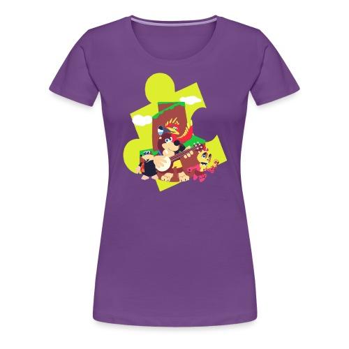 banjo - Women's Premium T-Shirt