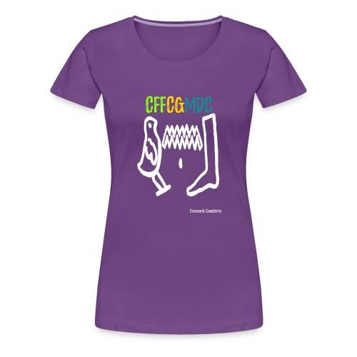 Cunnuck Comforts - Women's Premium T-Shirt