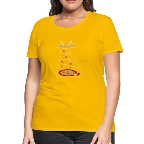 Pizza Funny Ovni - Women's Premium T-Shirt