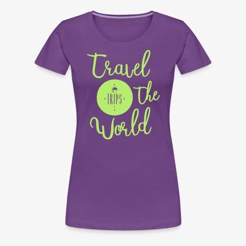 Trips Inc.™ 2017 T Shirt - Women's Premium T-Shirt