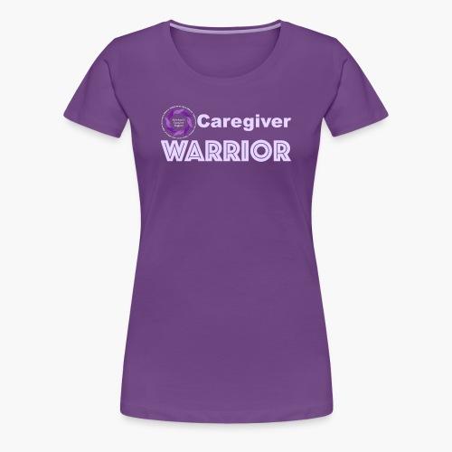 Caregiver Warrior - Women's Premium T-Shirt