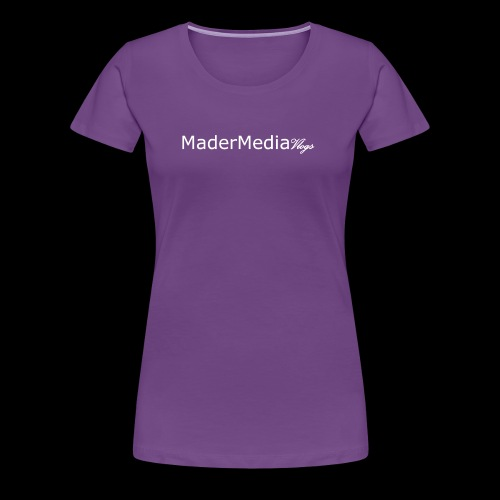 Simple MMV Logo - Women's Premium T-Shirt