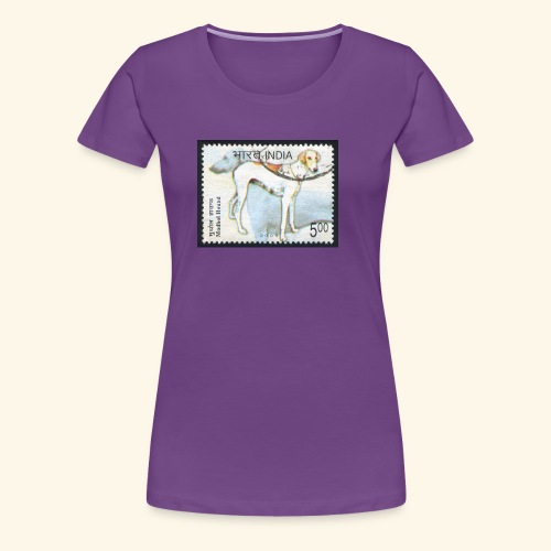 India - Mudhol Hound - Women's Premium T-Shirt