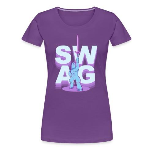 swag shirt0001 - Women's Premium T-Shirt