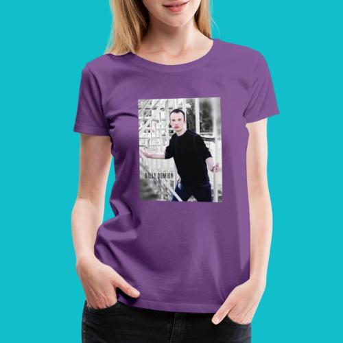 Billy Domion - Women's Premium T-Shirt