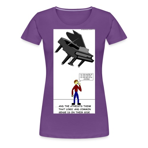 Common Sense - Women's Premium T-Shirt
