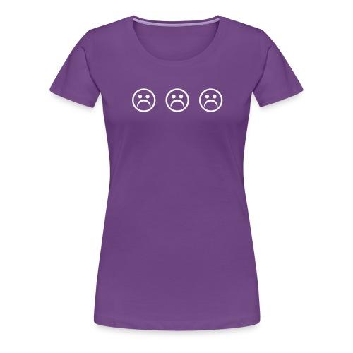 sad apparel - Women's Premium T-Shirt