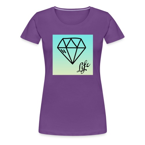 diamond life - Women's Premium T-Shirt