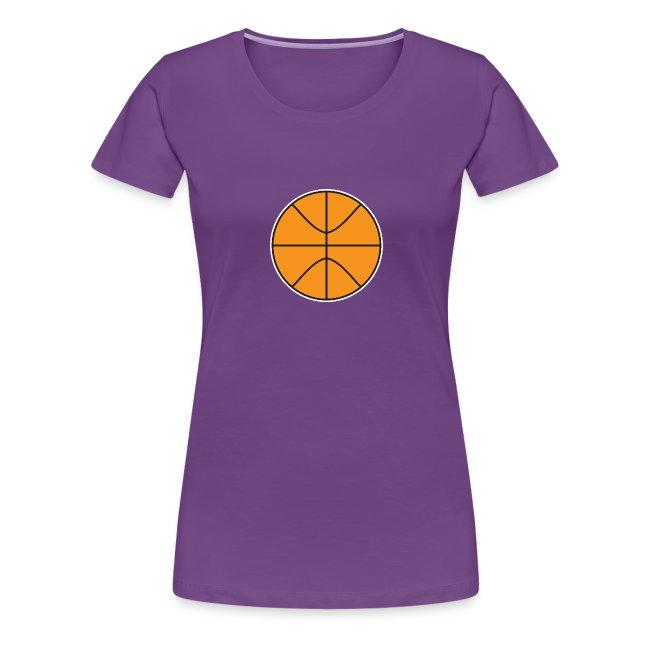 Plain basketball