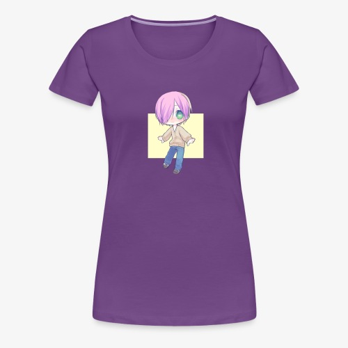 Raven - Women's Premium T-Shirt