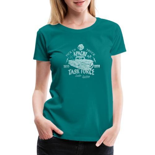 Chevy Pick Up Truck - Task Force - Women's Premium T-Shirt