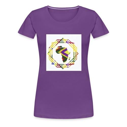 A&A AFRICA - Women's Premium T-Shirt