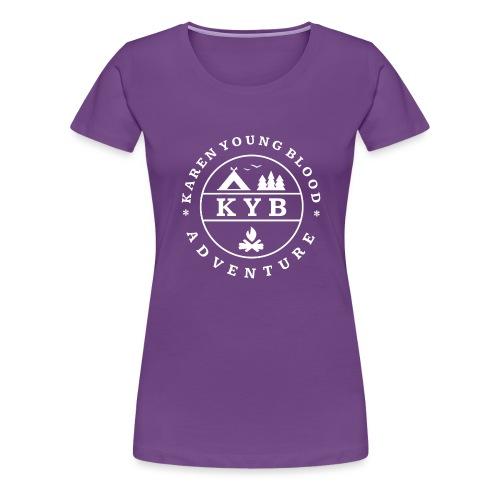 Karen young blood - Women's Premium T-Shirt
