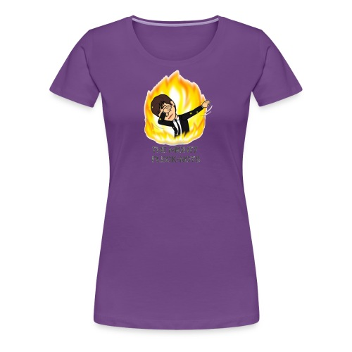 the mighty Fleck Nots - Women's Premium T-Shirt