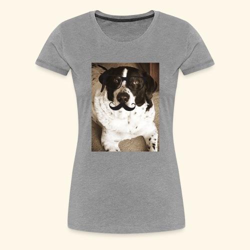 Old Pongo - Women's Premium T-Shirt