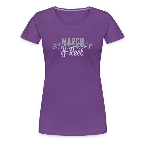 1148830 15433736 msr girl orig - Women's Premium T-Shirt