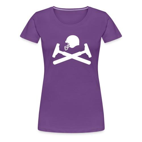 Curtin Razors Black - Women's Premium T-Shirt