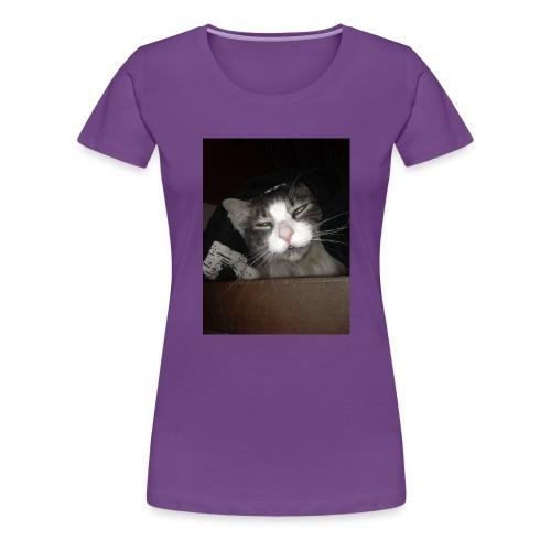 My Cat Melvin - Women's Premium T-Shirt