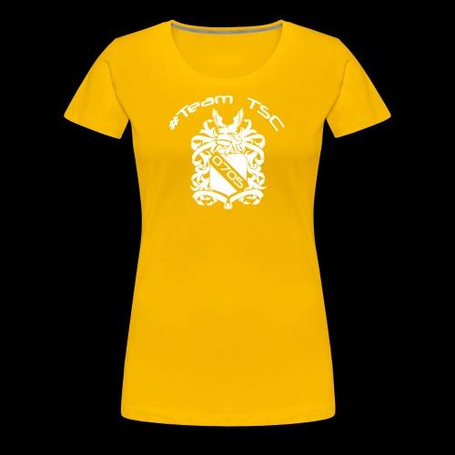 TeamTSC 05 Shield - Women's Premium T-Shirt