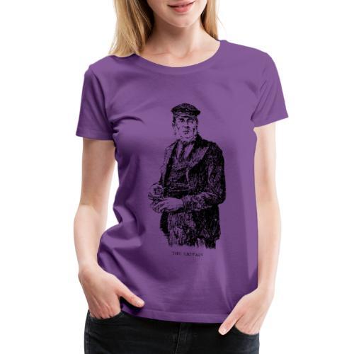 the captain - Women's Premium T-Shirt
