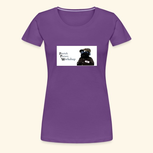 PPW and Jimmy - Women's Premium T-Shirt