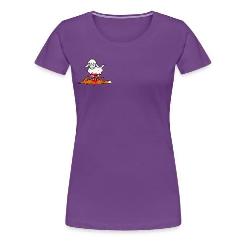 The Fox Trot - Women's Premium T-Shirt