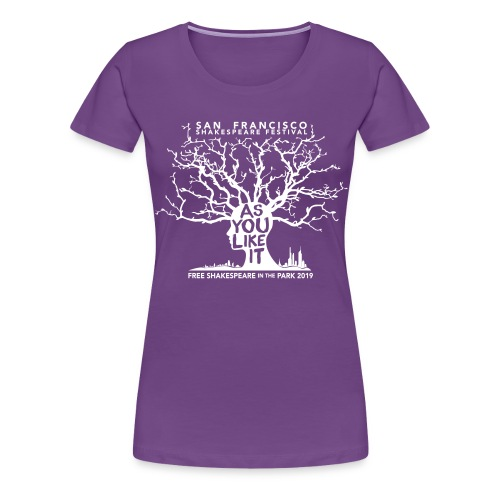 As You Like It 2019 - Women's Premium T-Shirt