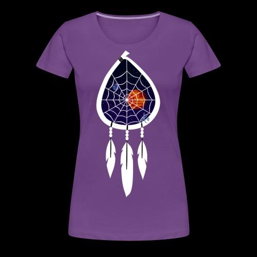 Dreamcatcher Space Inspiring 1 - Women's Premium T-Shirt