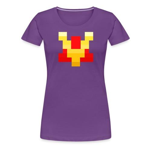 Venturian LOGO png - Women's Premium T-Shirt