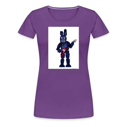 5A0F97C8 BC27 4B1B B24C 3D43B8721C07 - Women's Premium T-Shirt