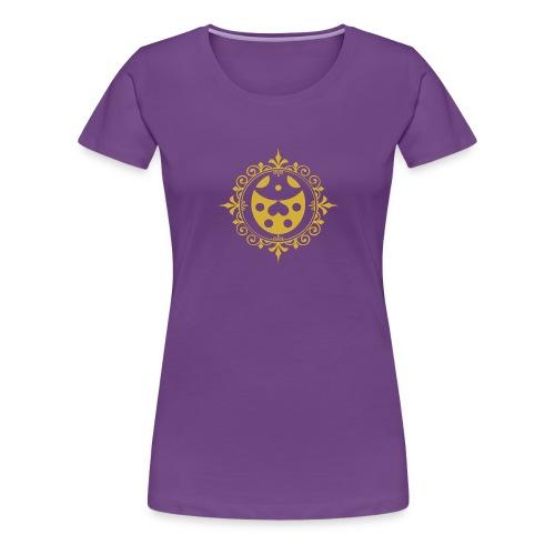 Golden Experience Ladybug - Women's Premium T-Shirt