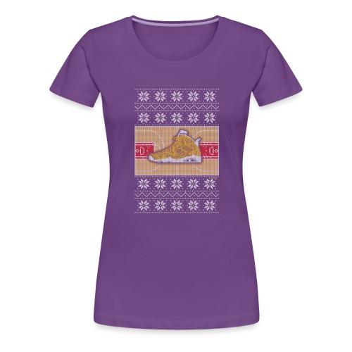 Retro6Sweater - Women's Premium T-Shirt