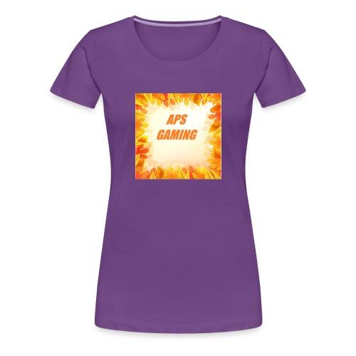 APS_Gaming - Women's Premium T-Shirt