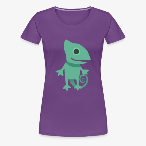 Chameleon - Women's Premium T-Shirt
