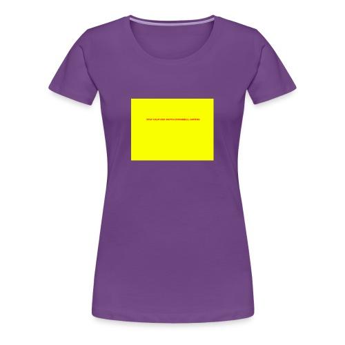 dodgeball gaming - Women's Premium T-Shirt