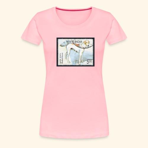 India - Mudhol Hound - Women's Premium T-Shirt