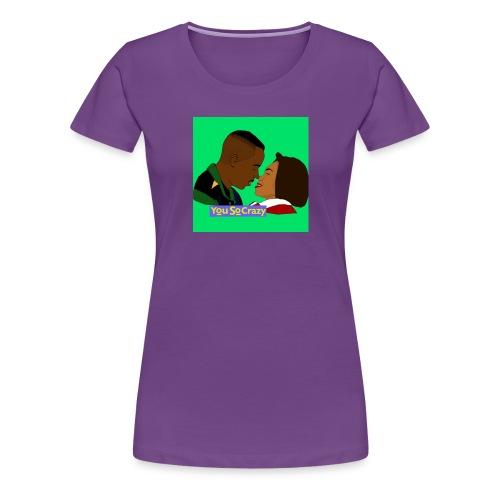 Martin - Women's Premium T-Shirt