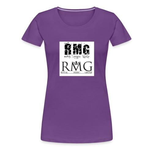 R.M.G.(Royal Music Group) - Women's Premium T-Shirt