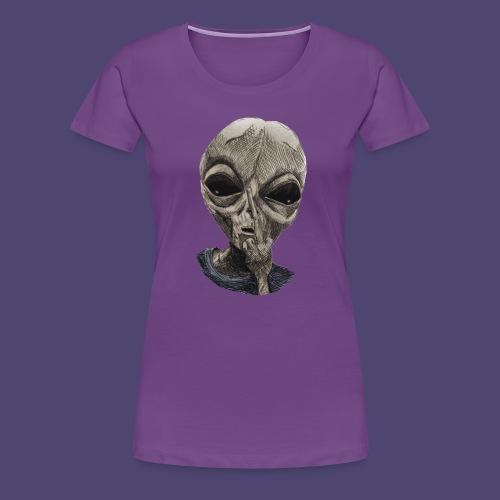 Fuck Conformity - Women's Premium T-Shirt
