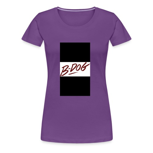 52919D64 01C9 4703 8382 B40E327FB1BA - Women's Premium T-Shirt
