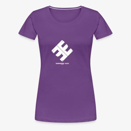 Everybody Eats Official Logo - Women's Premium T-Shirt