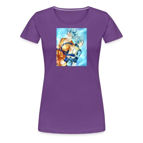 Dragon Ball Super - Women's Premium T-Shirt