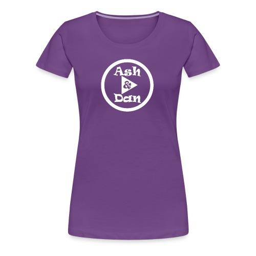 Ash and Dan YouTube Channel - Women's Premium T-Shirt