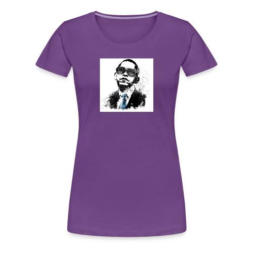 Awesome Obama - Women's Premium T-Shirt