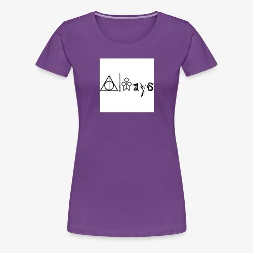 HP Always - Women's Premium T-Shirt