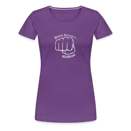 NO BG PPS LOGO DEFAULT - Women's Premium T-Shirt