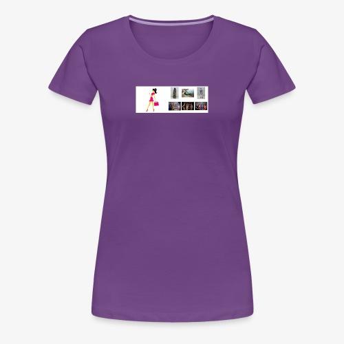 Dauntless Devise Designs - Women's Premium T-Shirt